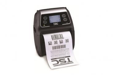 TSC Alpha-4L Etikettendrucker (Mobil) 203dpi