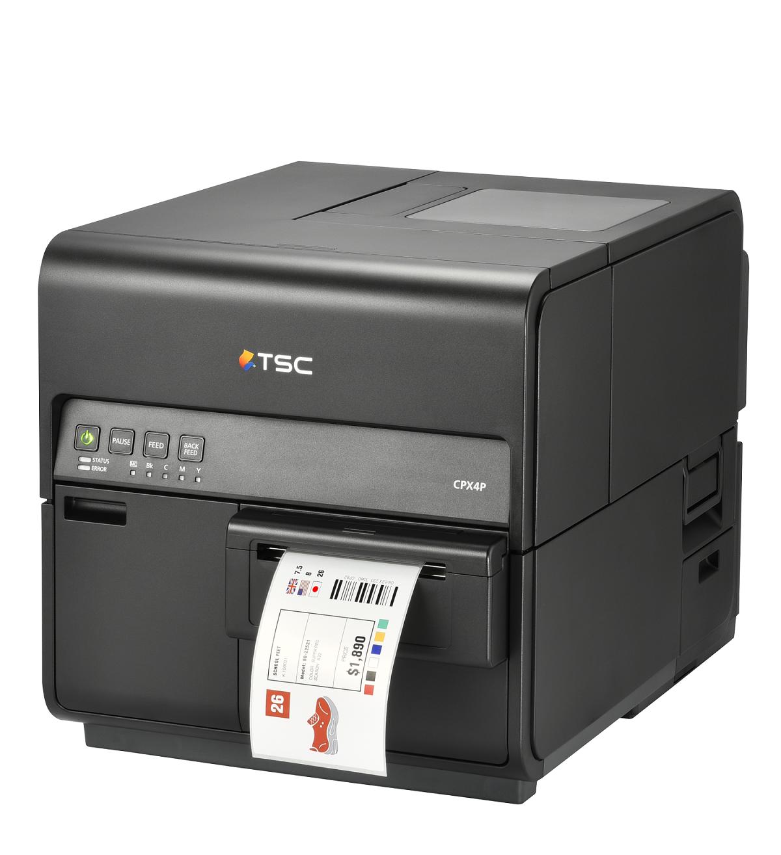TSC CPX4D Etikettendrucker (Farbe) 1200*1200dpi